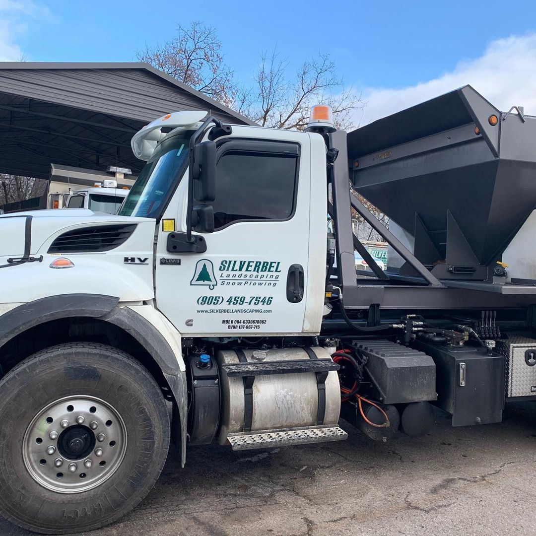 Commercial landscaping services - Silverbel Landscaping & Snowplowing