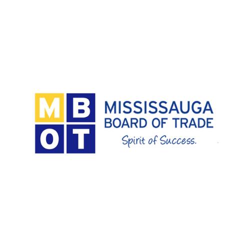 Mississauga Board of Trade Logo - Silverbel Landscaping & Snowplowing